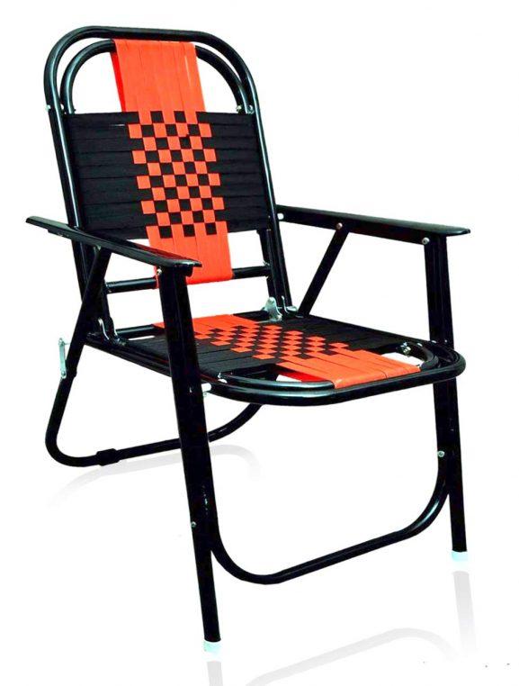 MBTC Familo Stripe Folding Chair - best folding Chair