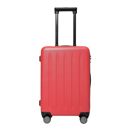 Mi Hardsided Cabin Luggage 20 (Red) - 55cms: Best Suitcases, Trolley Bags And Luggage To buy In India