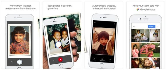 Photoscan: Alternative to CamScanner