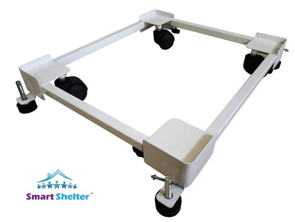 Smart Shelter Premium Stand Trolley: Best Refrigerator Stand