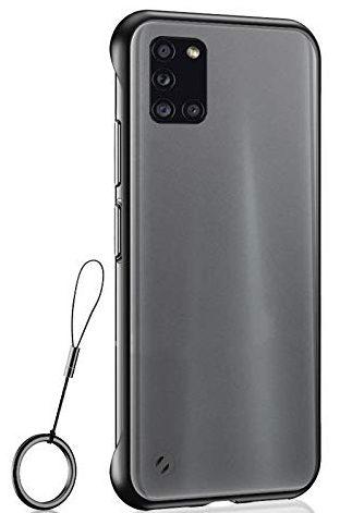 A rtistque Frameless Case: Best Samsung Galaxy A31 Case