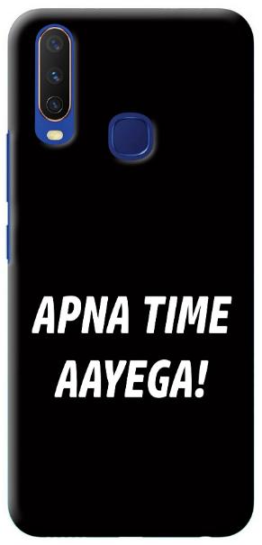Apna Time Aayega Case for Vivo Y12: Best Back Case For Vivo Y12