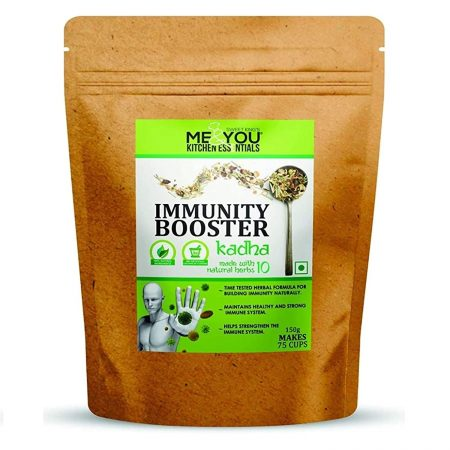 BAKE KING 100% Natural 150gm Kadha Powder, Immunity Booster: Best Homemade Kadha Recipe To Boost Your Immune Health