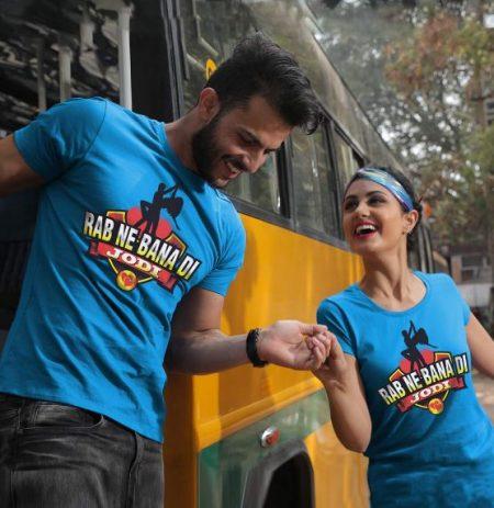 Bonorganik Rab Ne Bana Di Jodi Couple T-shirts: Best Couple Tshirts