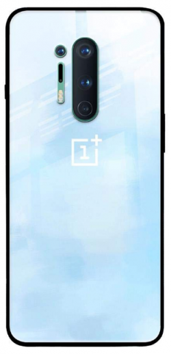 Bright Sky Glass Case for OnePlus 8 Pro: Best Oneplus 8 Pro Cover
