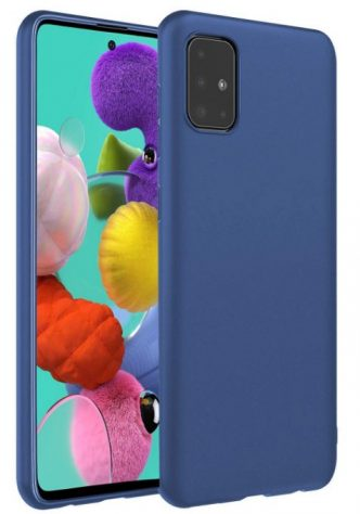 CEDO Silicon Cover: Best cases for Samsung Galaxy A51