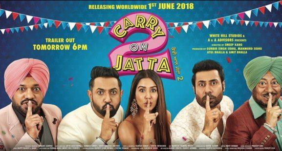 Carry on Jatta 2: Best Punjabi Movie Of All Time