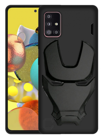 Case Creation 3D Armor Avengers Edition: Best cases for Samsung Galaxy A51
