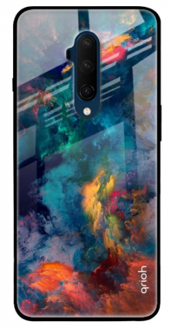 Cloudburst Glass Case for OnePlus 7T Pro: Best Oneplus 7T Pro Cover