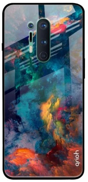 Cloudburst Glass Case for OnePlus 8 Pro: Best Oneplus 8 Pro Cover