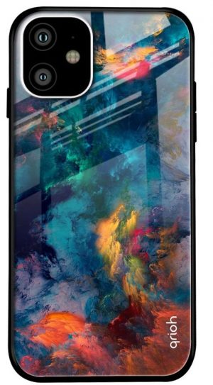 Cloudburst Glass Case for iPhone XS: Best iPhone XS Cover