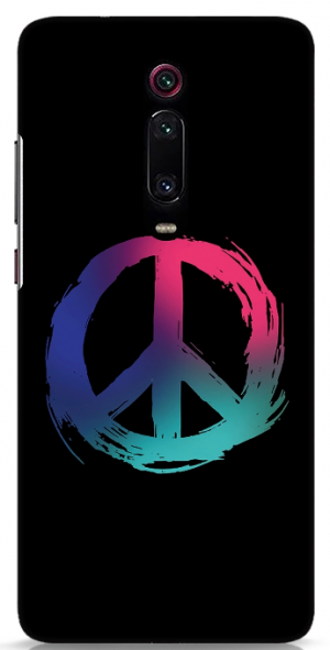 Colors Of Peace Xiaomi Redmi K20 Pro Cover: Best Redmi K20 Pro Cover