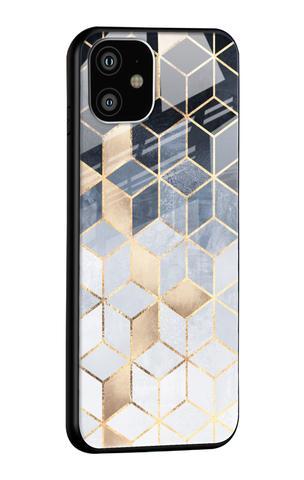 Copper Cubicle iPhone 11 Glass Case