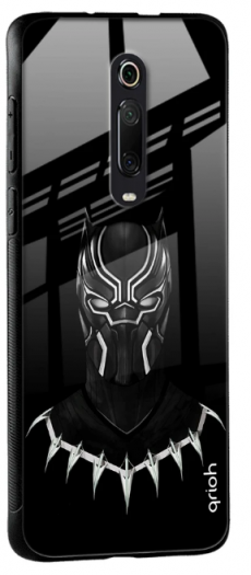 Dark Superhero Glass Case for Redmi K20 Pro: Best Redmi K20 Pro Cover
