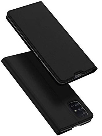 Elica Leather Flip Case: Best cases for Samsung Galaxy A51