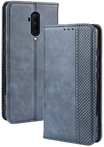 Excelsior Premium Leather Wallet flip case Cover: Best Oneplus 7T Pro Cover