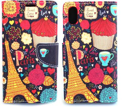 Fashion Flip Cover for Apple iPhone X: Best iPhone XS Cover