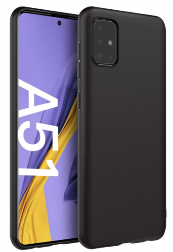 Fiverty Black: Best cases for Samsung Galaxy A51