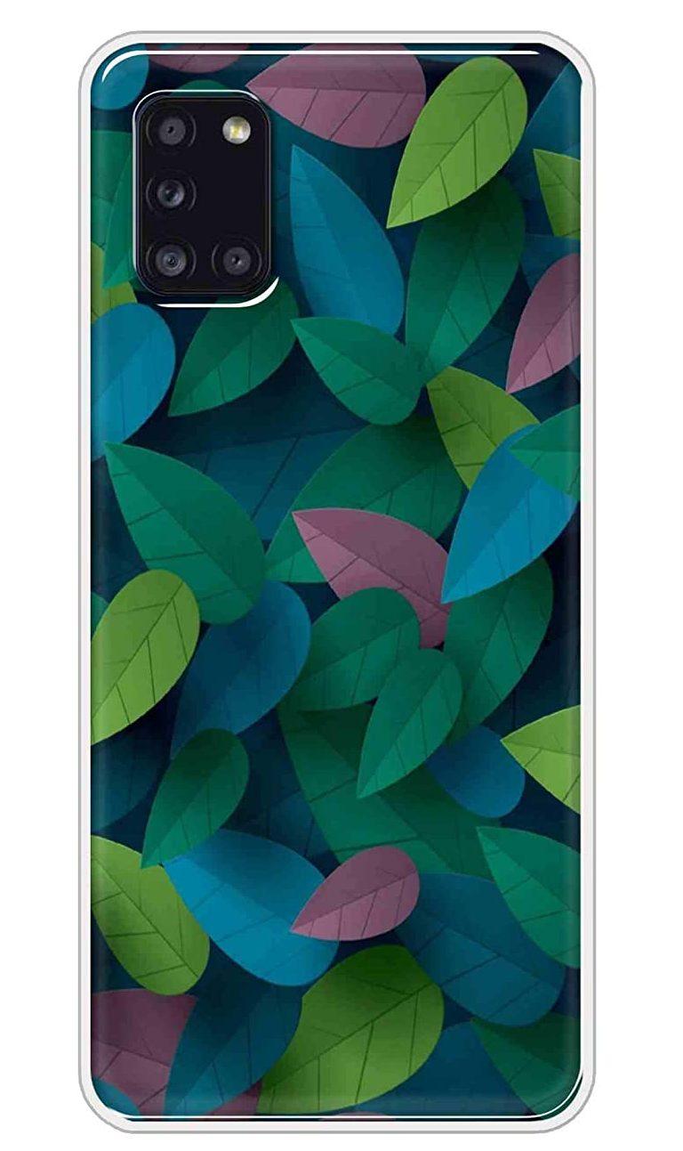 Gismo Silicone Cover: Best Samsung Galaxy A31 Case