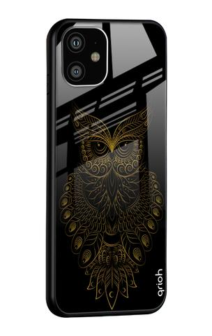Golden Owl iPhone 11 Cover