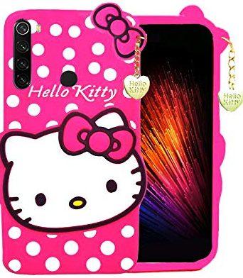 Hello Kitty Soft Case for Redmi Note 8: Best Xiaomi Redmi Note 8 Back Cover