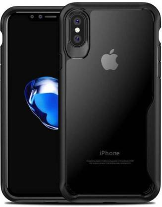 HelloMobi Back Cover for Apple iPhone X: Best iPhone XS Cover