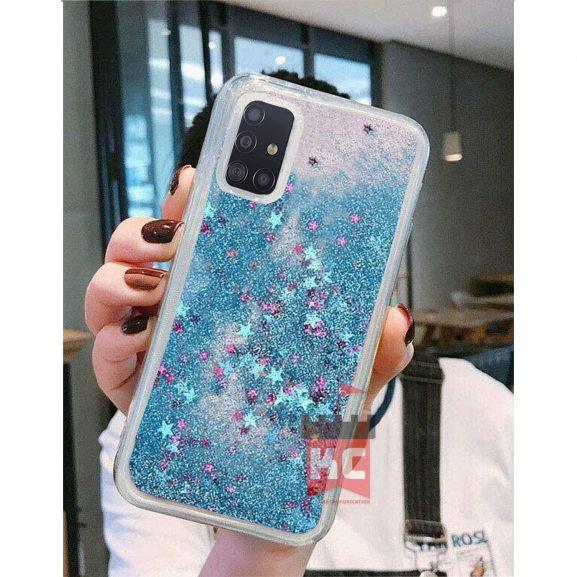 KC liquid glitter: Best Samsung Galaxy A31 Case