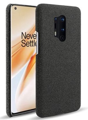 Kapa Woven Soft Fabric Case for Oneplus 8 Pro/One Plus 8 Pro Back Cover, Shock: Best Oneplus 8 Pro Cover
