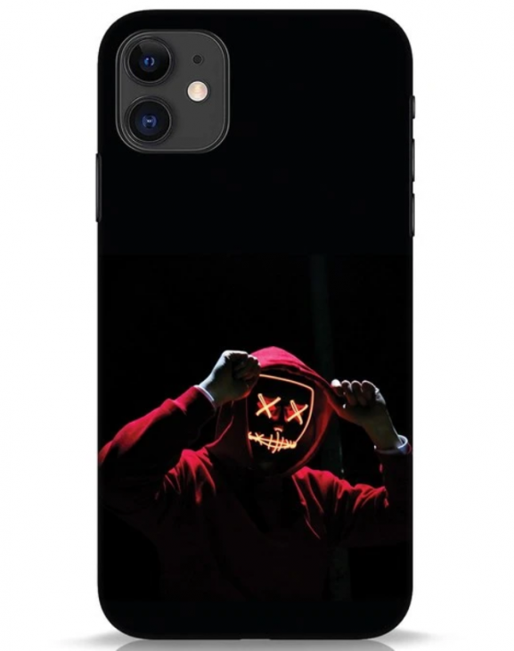 """""""Mask Man"""" iPhone 11 Mobile Cover"""