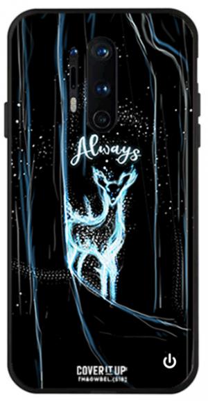 Official Harry Potter Patronus OnePlus 8 Pro LED Case: Best Oneplus 8 Pro Cover