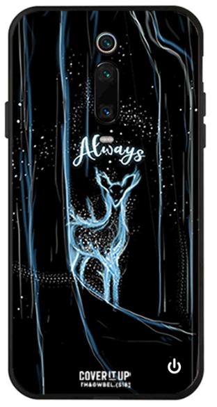 Official Harry Potter Patronus Redmi K20 Pro LED Case: Best Redmi K20 Pro Cover