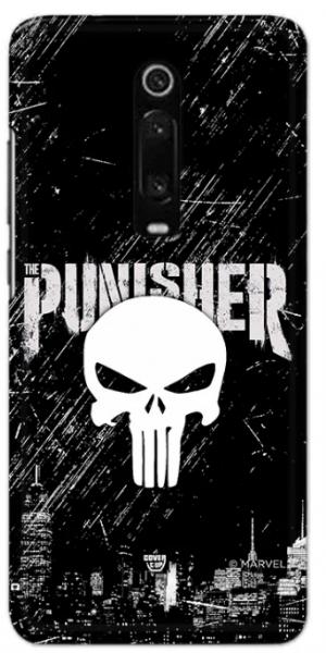 Official Marvel Punisher Redmi K20 Pro 3D Case: Best Redmi K20 Pro Cover