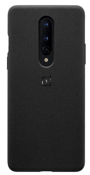 OnePlus 8 Pro Sandstone Bumper Case Black: Best Oneplus 8 Pro Cover