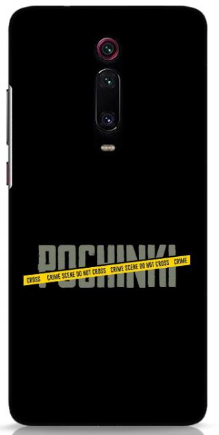 Pochinki Crime Scene Xiaomi Redmi K20 Pro Mobile Cover: Best Redmi K20 Pro Cover