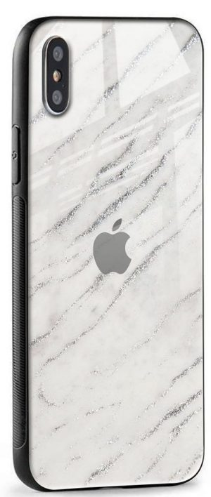 Polar Frost Glass Case for iPhone XS: Best iPhone XS Cover