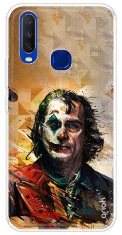 Psycho Villain Case by Qrioh: Best Back Case For Vivo Y12