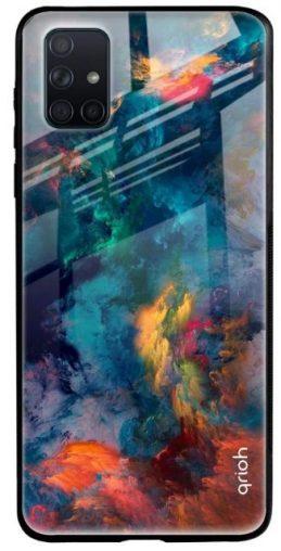 Qrioh Cloudburst: Best cases for Samsung Galaxy A51
