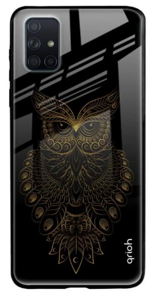Qrioh Golden Owl: Best cases for Samsung Galaxy A51
