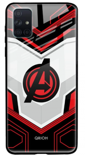 Qrioh Guardian Of The Earth: Best cases for Samsung Galaxy A51