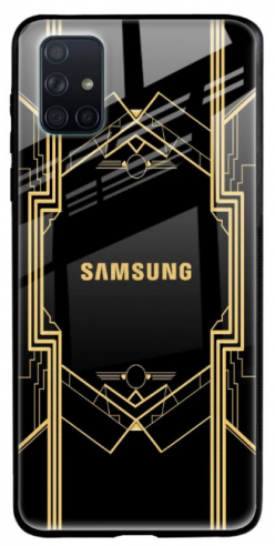 Qrioh Sacred Glass Cover: Best cases for Samsung Galaxy A51