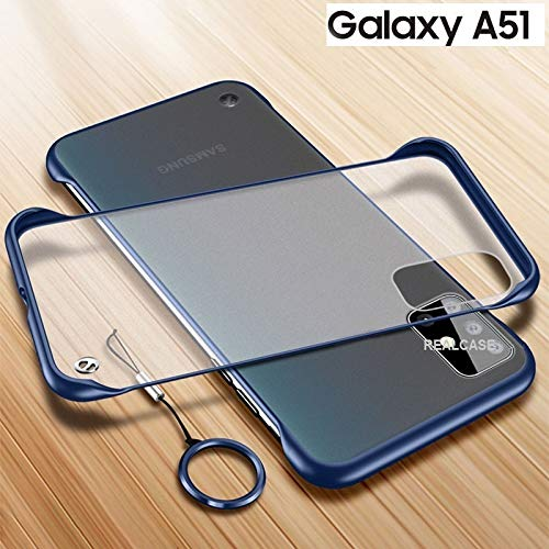 Realcase Frameless Translucent Cover: Best cases for Samsung Galaxy A51