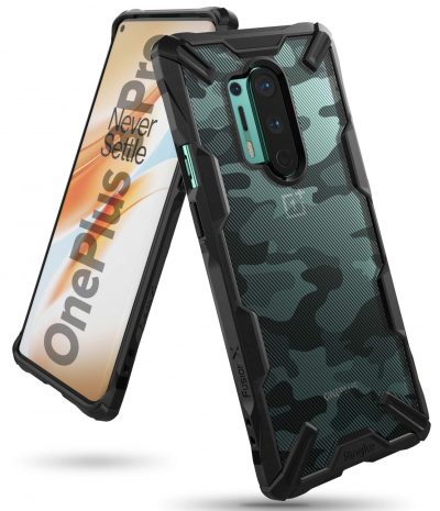 Ringke Back Cover for OnePlus 8 Pro: Best Oneplus 8 Pro Cover