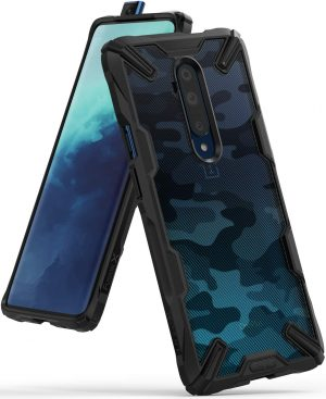Ringke Fusion-X Designed for OnePlus 7T Pro: Best Oneplus 7T Pro Cover