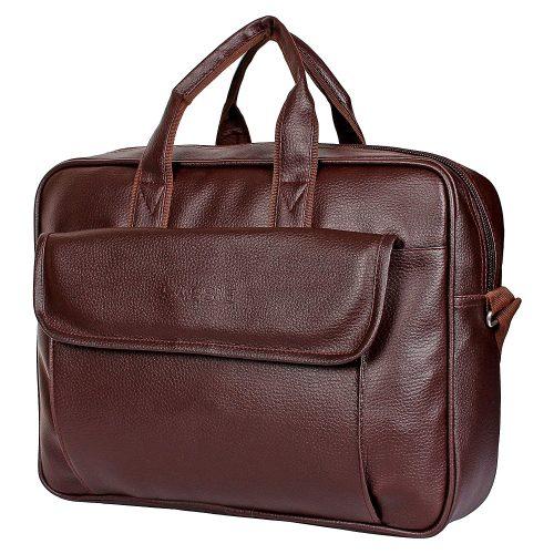 SASSIE LENOVO Leatherette Laptop Case: best laptop bag under 500 rupees