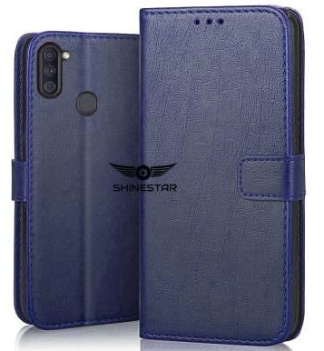 SHINESTAR. Back Cover for Samsung Galaxy M11: Best Samsung Galaxy M11 Cover