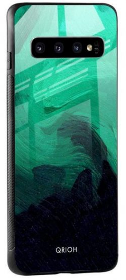 Scarlet Amber Glass Case: Best Cover For Galaxy S10 Plus