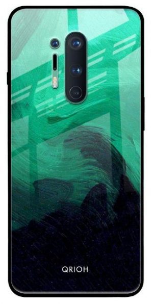 Scarlet Amber Glass Case for OnePlus 8 Pro: Best Oneplus 8 Pro Cover