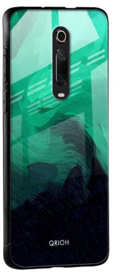 Scarlet Amber Glass Case for Redmi K20 Pro: Best Redmi K20 Pro Cover