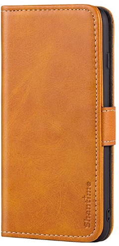 Shantime OnePlus Nord Leather Wallet Case