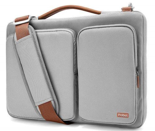 Shopizone Probus Laptop Shoulder Bag: best laptop bag under 2000 rupees
